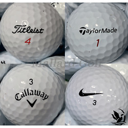Kyпить AAA - AAAAA Mint Condition Used Golf Balls Assorted Brands & Quantity на еВаy.соm
