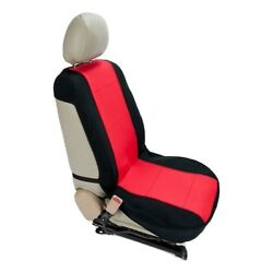 2 Jaybally SUV Car Seat Covers Waterproof Nonslip Seat Protector Airbag RED