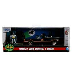 Kyпить Jada Hollywood Rides: 1966 Classic TV Series Batmobile & Batman 1/32 Scale на еВаy.соm
