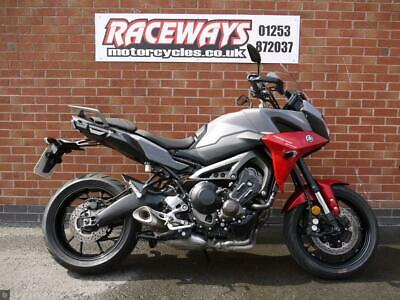YAMAHA TRACER 900 2019 19 REG 2,492 MILES 847CC GREY MOTORCYCLE COMES SERVICED