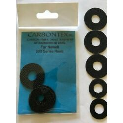 NEWELL SMOOTH DRAG CARBONTEX DRAG WASHER REBUILD  500 SERIES