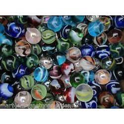 Kyпить Marbles Bulk Mix 50 New 5/8