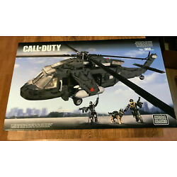 Kyпить Mega Bloks 06858 Call of Duty Ghosts Tactical Helicopter VHTF #WAR Retired set на еВаy.соm