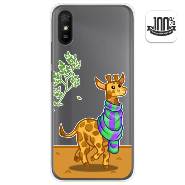 EspagneCoque Gel Transparent Pour Xiaomi Redmi 9A Design  Dessins