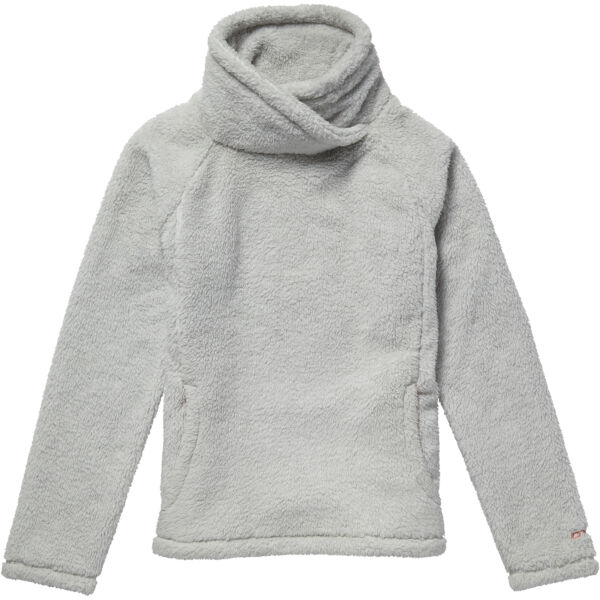 Allemagne Pull Polaire Pull Pg Wooly Polaire Gris Clair Respirant