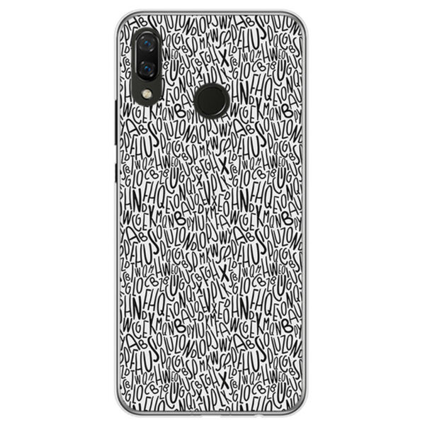 EspagneCoque en Gel TPU Pour Huawei P Smart Plus Design  Dessins