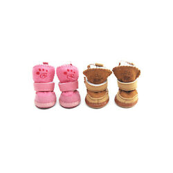 Kyпить Warm Winter Pet Dog Boots Puppy Shoes Protective Anti-slip Apparel for Small Dog на еВаy.соm