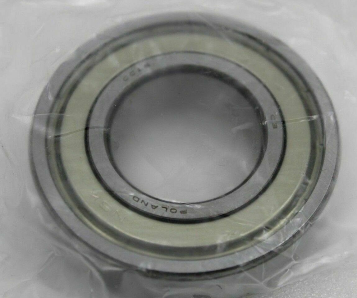 2540lbf Static Load Capacity Pressed Steel Cage 4384lbf Dynamic Load Capacity NSK 6206DDUC3 Deep Groove Ball Bearing 16mm Width 30mm Bore 7500rpm Maximum Rotational Speed Metric 62mm OD C3 Clearance Single Row Double Contact Seals