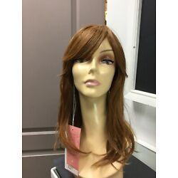 Forever Young GIRLS NITE OUT Long + Bangs Fashion HD Wig, HL27/613 Blondes