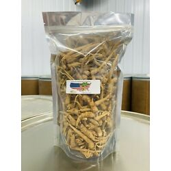 2020 100% Pure Wisconsin American Panax Ginseng Dry Root (1 pound)