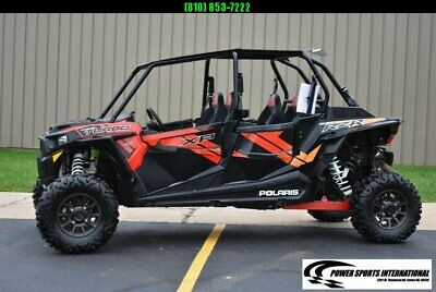 POLARIS RZR XP 4 1000 TURBO (ELECTRIC POWER STEERING) 4-SEATER Only 800 Miles