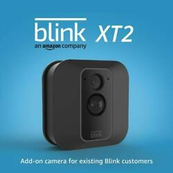 Kyпить Blink XT2 Wi-Fi 1080p Add on Indoor/Outdoor Security Camera | add-on camera only на еВаy.соm