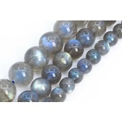 Kyпить Genuine Natural Translucent Labradorite Grade AAA Round Loose Beads 6/8/10MM на еВаy.соm