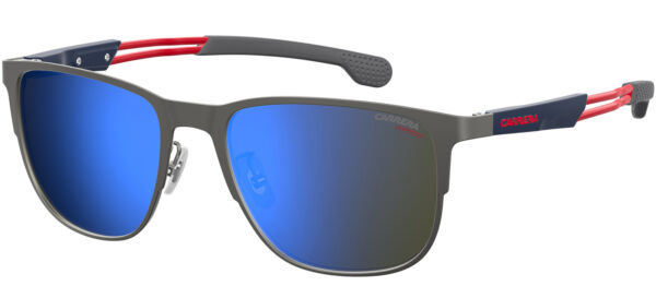 ItalieOcchiali da Sole Carrera CARRERA 4014/GS Dark /Grey Blue 58/18/140 uomo