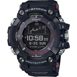 Kyпить Casio G-Shock Rangeman Solar GPS Navigation Bluetooth Men's Watch - GPRB1000-1 на еВаy.соm
