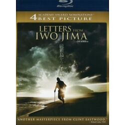 Letters From Iwo Jima (Blu-ray Disc, 2007) NEW Factory Sealed, Free Shipping