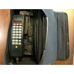 Kyпить Motorola SCN2500A megaphone Vintage mobile Phone w/ case/ antenna/ Car Adpt Cell на еВаy.соm