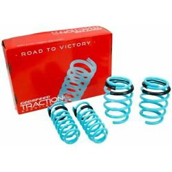 GODSPEED TRACTION-S  PERFORMANCE LOWERING SPRINGS FOR SENTRA (B16) 2007-12
