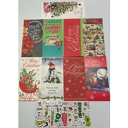 Kyпить 100 Assorted Christmas Greeting Cards Money/Gift Card Holder (New) (Free Ship) на еВаy.соm