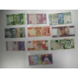 Kyпить Hoard of 10 Assorted Banknotes Paper Currency World Lots Circulated Banknotes на еВаy.соm
