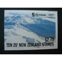 Kyпить NEW ZEALAND 1985 $2.75 LAKE TONGARIRO PARK  BOOKLET  SG SB 40 на еВаy.соm