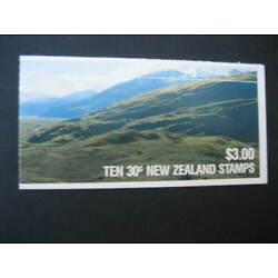 Kyпить NEW ZEALAND 1986 $3  MATUKITUKI VALLEY  BOOKLET  SG SB 41 на еВаy.соm