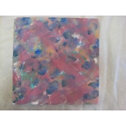 Kyпить ABSTRACT EXPRESSIONIST NEW YORK SCHOOL TACHISM OIL PAINTING SIGNED AMERICAN ART на еВаy.соm