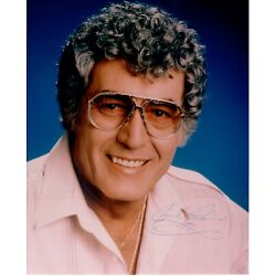 Kyпить Carl Perkins signed color photo! на еВаy.соm