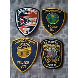Kyпить Ohio Police Patch LOT of (4) на еВаy.соm
