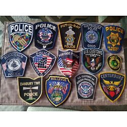 Kyпить Ohio Police Patch LOT of (14) на еВаy.соm