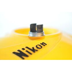 Kyпить Nikon battery holder replacement part for FM2n FE2 FA FG EM 35mm FILM SLR camera на еВаy.соm