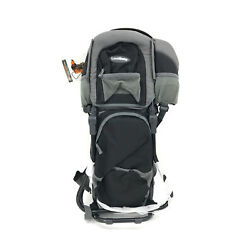 Kyпить Premium Baby Backpack Carrier for Hiking with Kids Carry your Child Black/Gray  на еВаy.соm