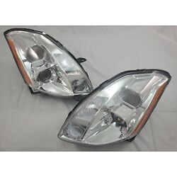 Kyпить For 2004 2005 2006 Nissan Maxima Complete Direct Replacement Headlight Set NEW на еВаy.соm
