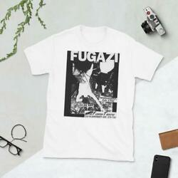 Kyпить FUGAZI Punk Rock Flyer Short-Sleeve Unisex T-Shirt на еВаy.соm