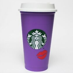 Kyпить Starbucks 2021 Valentine's Day Color Changing Reusable Cup Limited Edition NEW на еВаy.соm