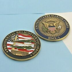 Kyпить Challenge Coin   Hmx-1 Helicopter President white house на еВаy.соm