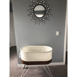 Kyпить Snoo Smart Sleeper Bassinet by Happiest Baby - Mint Condition with Extras на еВаy.соm
