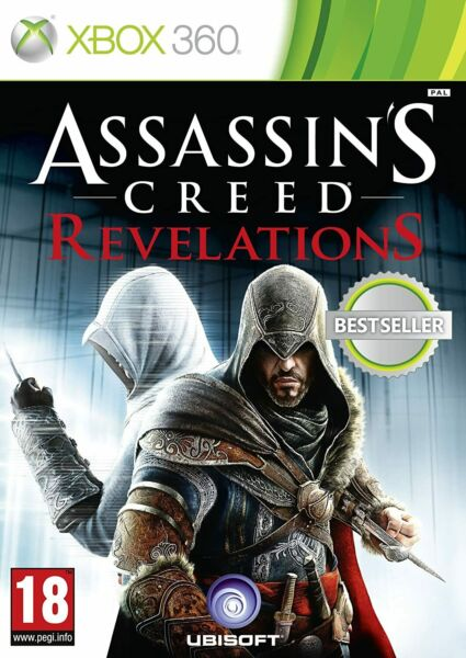 Mülheim,DeutschlandXbox 360 Spiel Assassin's Creed Revelations Xbox One kompatibel NEUWARE
