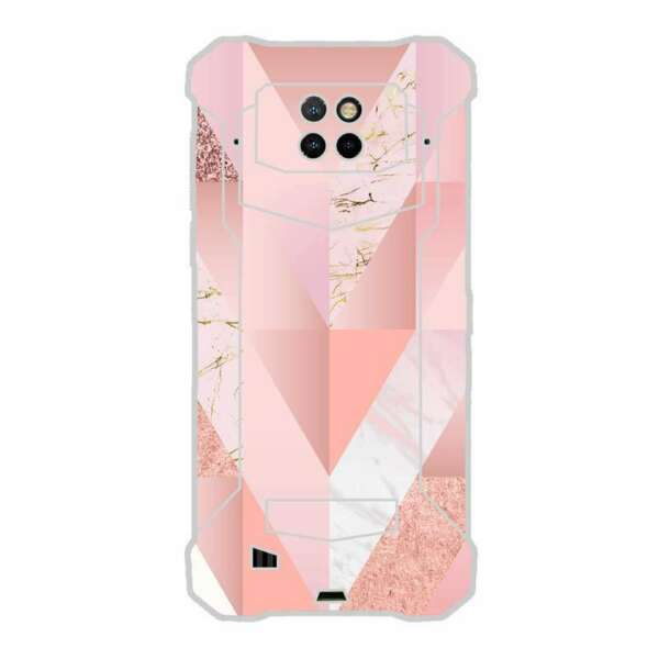 SpanienCase Cover  039 Drawing Design for DOOGEE S88 PRO TPU Gel Silicone