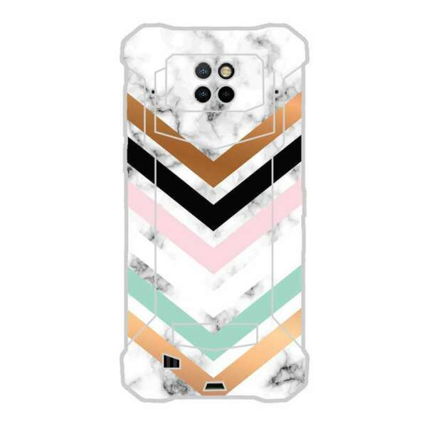 SpanienCase Cover  010 Drawing Design for DOOGEE S88 PRO TPU Gel Silicone