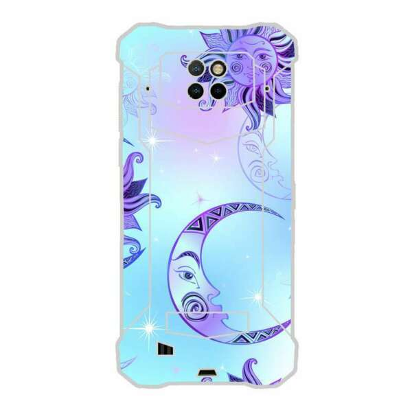 SpanienCase Cover  029 Drawing Design for DOOGEE S88 PRO TPU Gel Silicone