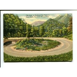 Kyпить The Great Smoky Mountains National Park Fold-Out Linen Posted на еВаy.соm