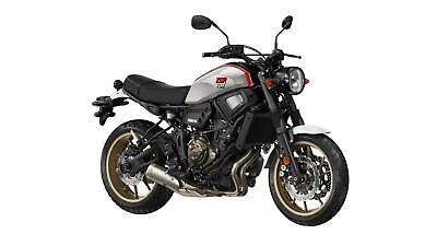 YAMAHA XSR700 X-TRIBUTE 2020 NEW UNREGSITERED SILVER 689CC