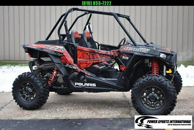 2018 POLARIS RZR XP 1000 (ELECTRIC POWER STEERING) NICE! Only 1000 miles #0098