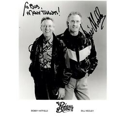 Kyпить The Righteous Brothers signed photo! на еВаy.соm