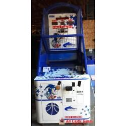 Kyпить Sonic the hedgehog arcade pop a shot basketball redemption game from SEGA! на еВаy.соm