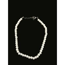 Kyпить Kids White Pearl Necklace на еВаy.соm