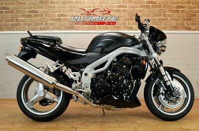 2004 53 TRIUMPH SPEED TRIPLE (955I)  - FREE DELIVERY AVAILABLE