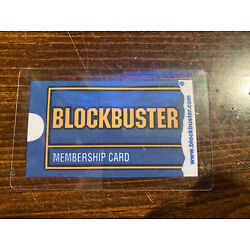 Kyпить Blockbuster Membership Card Plastic Sealed  Brand New на еВаy.соm