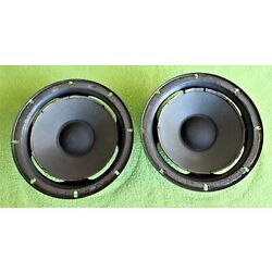 Kyпить McIntosh 8'' Speakers Matched PAIR- 036031-Recone PROJECT-Genuine-XR5 XR6 XR7 на еВаy.соm